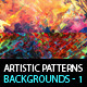 Canvas Artistic Patterns - GraphicRiver Item for Sale
