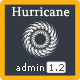 Hurricane - Responsive Liquid Admin Template - ThemeForest Item for Sale