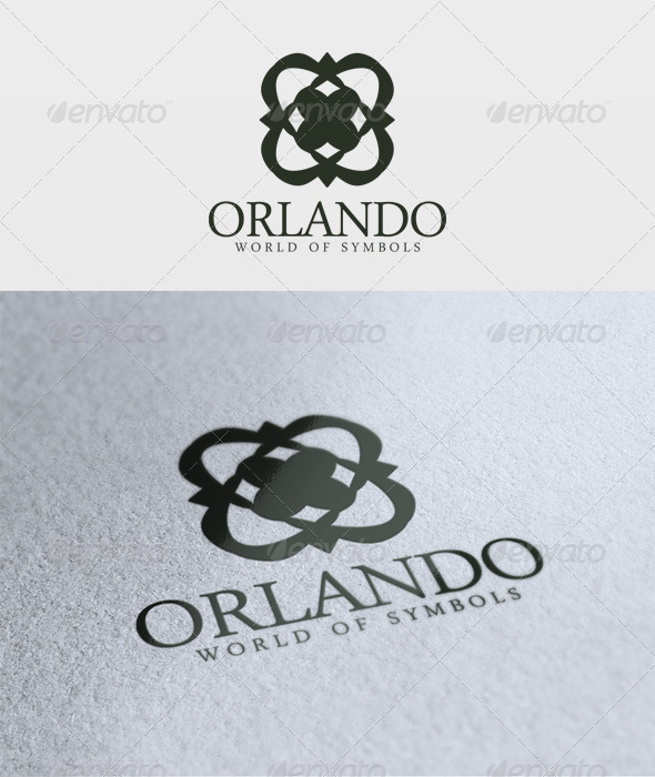 Orlando Logo - Vector Abstract