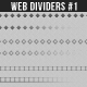 Minimal Web Dividers Pack #1 - GraphicRiver Item for Sale