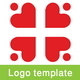 Love Health Logo Template - GraphicRiver Item for Sale