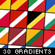 30 Gradients - Flags of the European Union - GraphicRiver Item for Sale