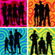 Groups of people - GraphicRiver Item for Sale