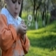 Boy And Dandelions 1 - VideoHive Item for Sale