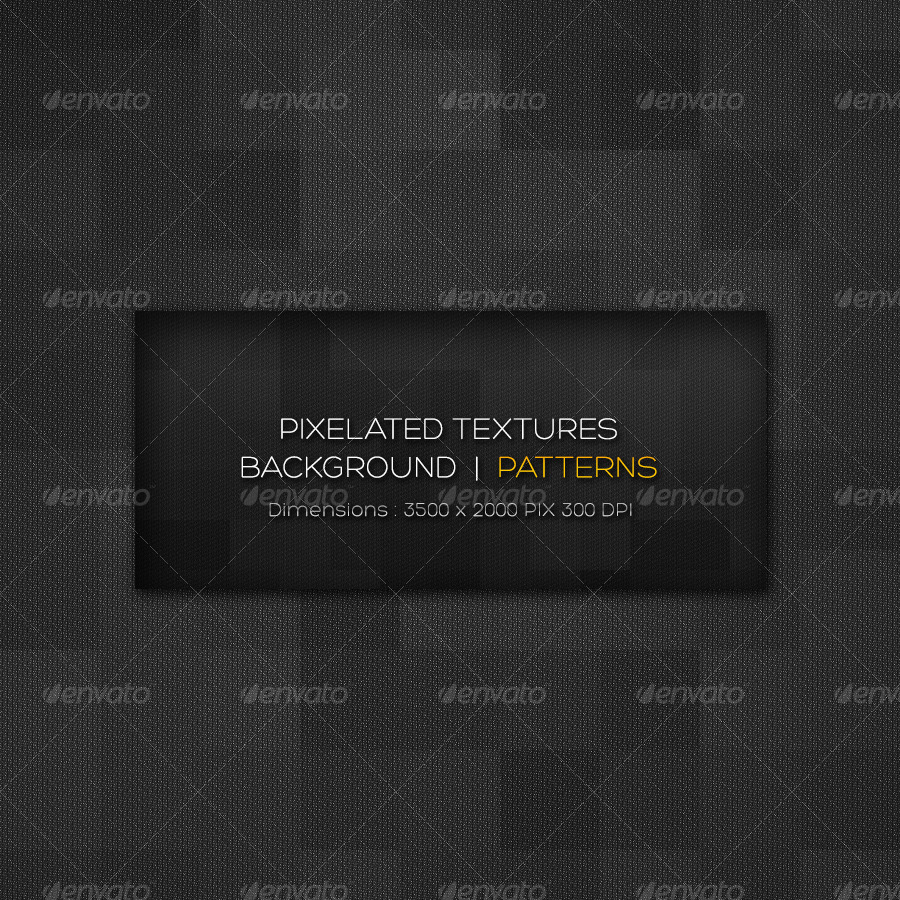 Pixelated textures background v3 | Patterns