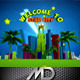 Cartoon Star City - VideoHive Item for Sale