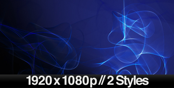 VideoHive Abstract 3D Vector Wave Pattern Lines 2 Styles 2338112