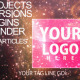 Particles-flare Logo Opener 2 - VideoHive Item for Sale