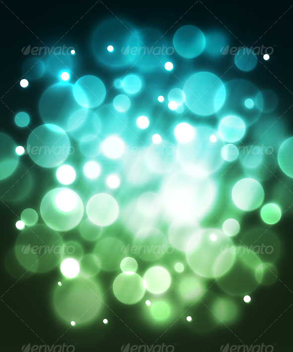GraphicRiver Blue fiber optic abstract background 86689