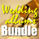 Wedding Albums Bundle - GraphicRiver Item for Sale