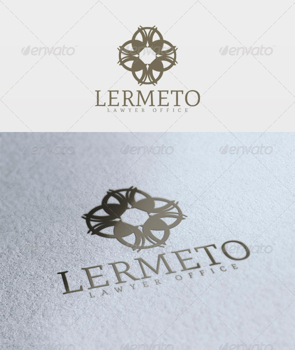 Lermeto Logo - Vector Abstract