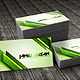 Glossy Business Card MockUp V1 - GraphicRiver Item for Sale