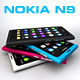 3D Nokia N9 Smartphone - 3DOcean Item for Sale