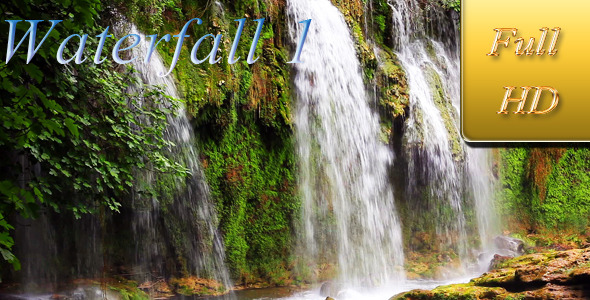 VideoHive Waterfall 2348275
