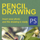 Pencil Drawing - GraphicRiver Item for Sale