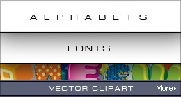 Vector Alphabet Collection
