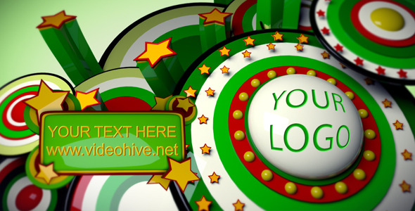 VideoHive Celebration Intro 2327943