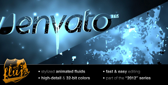 After Effects Project - VideoHive 2012 Liquid Burst 2351978
