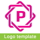 Pink Photos Logo Template - GraphicRiver Item for Sale