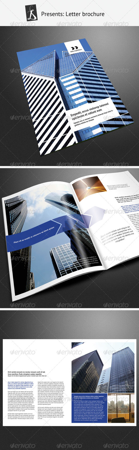 GraphicRiver Corporate Brochure 10 265970