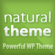 Natural - Powerful Responsive WordPress Theme - ThemeForest Item for Sale