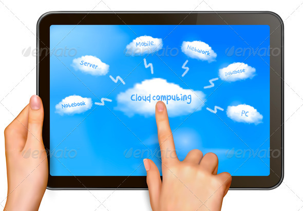 Cloud Computing Concept  - Concepts Business