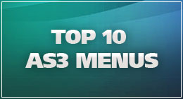 AS3 MENUS: TOP 10