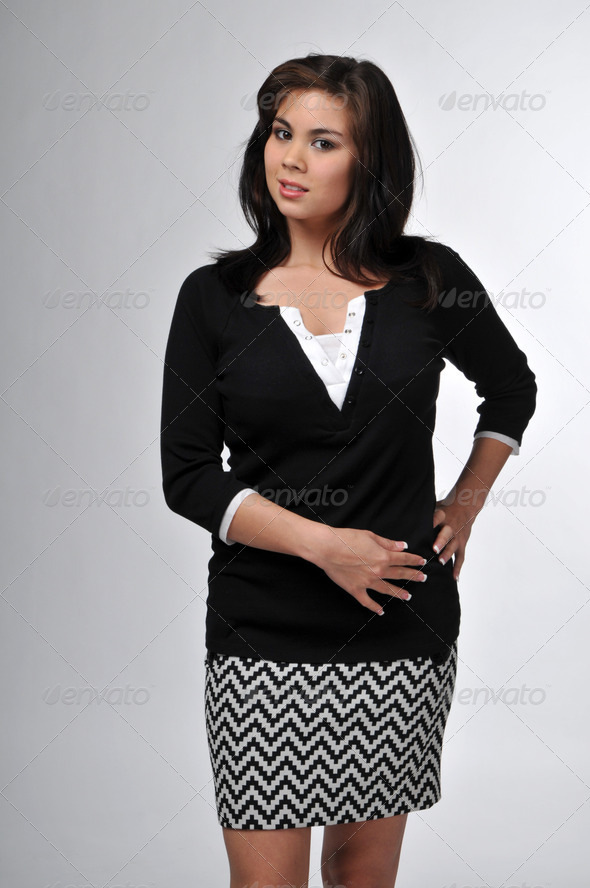 Business casual - Stock Photo - Images