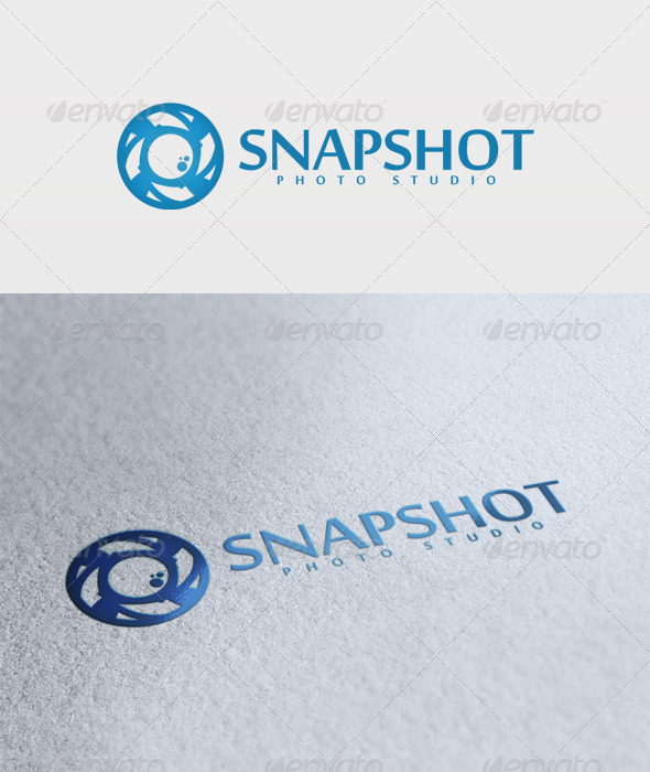 GraphicRiver Snap Shot Logo 2343588