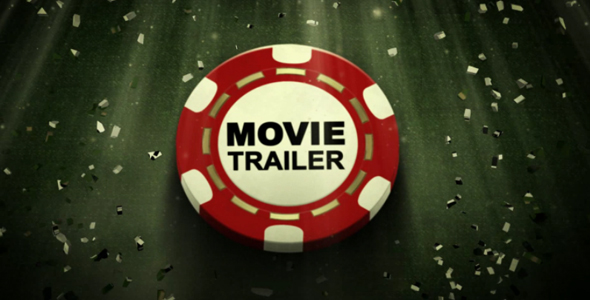 VideoHive POKER Movie Trailer 87329
