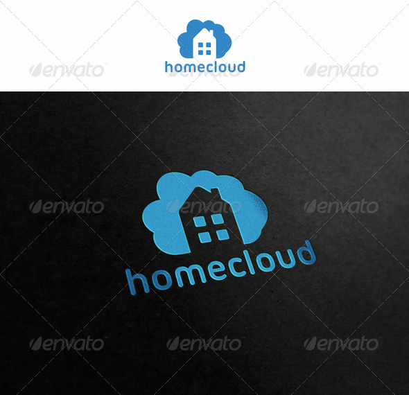 Homecloud - Symbols Logo Templates
