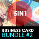 Creative Business Card Premium Bundle #2 - GraphicRiver Item for Sale