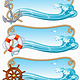 sailing banner - GraphicRiver Item for Sale