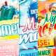 My Summer Bundle Vol.2 - GraphicRiver Item for Sale