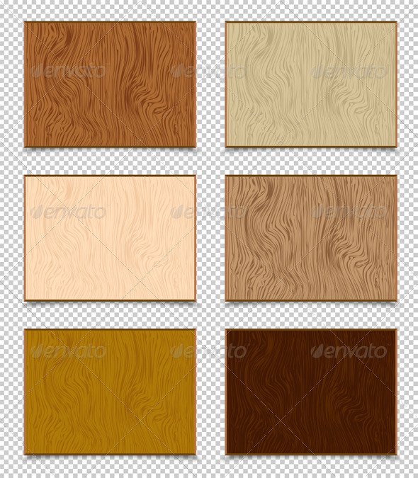 Wood Texture - Backgrounds Decorative