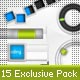 15 EXCLUSIVE Preloaders PACK - ActiveDen Item for Sale