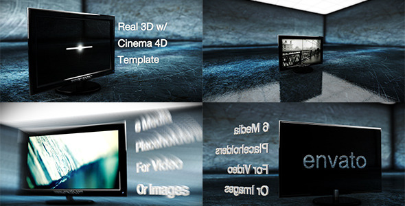 VideoHive The Blue Room 2379789