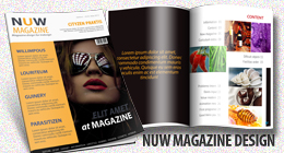 Nuw Design Magazine
