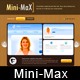 MiniMax - All in one - 2 layouts - ThemeForest Item for Sale