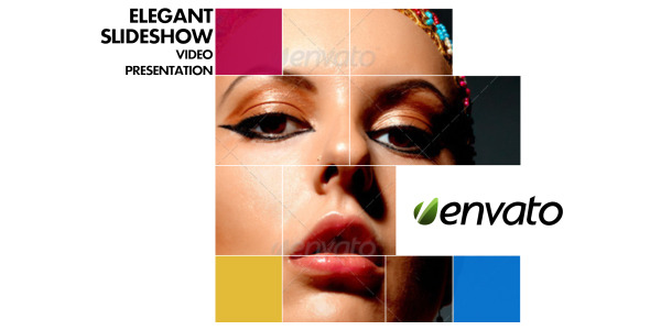 After Effects Project - VideoHive Elegant Slide Show 2385369