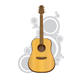 Acoustic Guitar - GraphicRiver Item for Sale