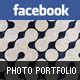 Photo Portfolio Facebook Page Template - ActiveDen Item for Sale