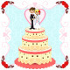 Romantic Wedding Cake - GraphicRiver Item for Sale