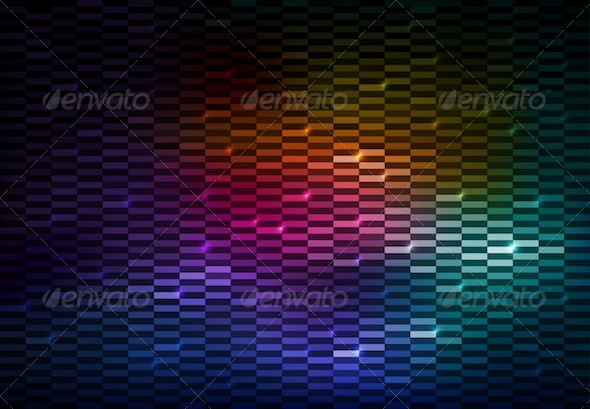Colorful Banner - Abstract Conceptual