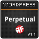 Perpetual: Premium Portfolio WordPress Theme - ThemeForest Item for Sale