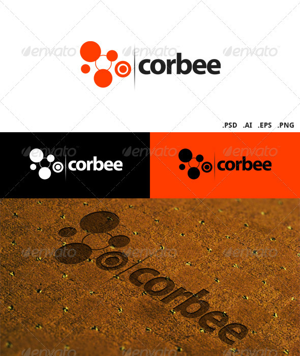 Corbee Logo - Vector Abstract