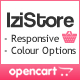 IziStore - Responsive OpenCart Theme - ThemeForest Item for Sale