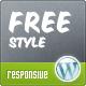 Freestyle Responsive Wordpress Theme