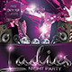 Cinco Night Party   - GraphicRiver Item for Sale