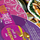 Floral Restaurant Food Flyers - GraphicRiver Item for Sale